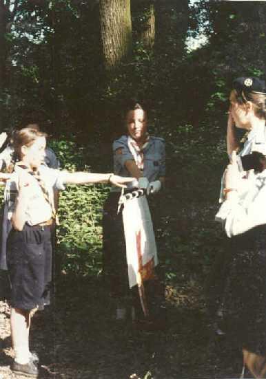 Promesse guide de Titi en mai 1993
